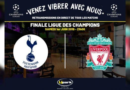 Finale Ligue des Champions // Tottenham / Liverpool