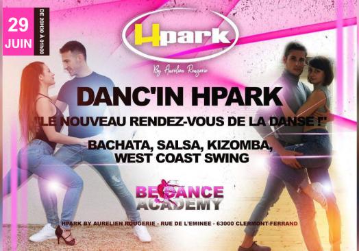 DANCIN'HPARK // 3ème ÉDITION