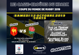 CM de Rugby 2019 – France // Angleterre