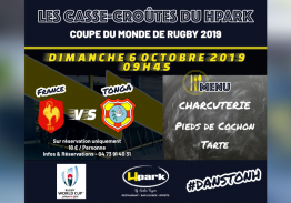 CM de Rugby 2019 – France // Tonga