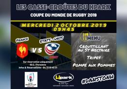 CM de Rugby 2019 – France // Etats-Unis