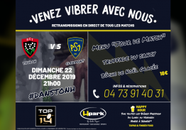 TOP 14 – Toulon // Clermont