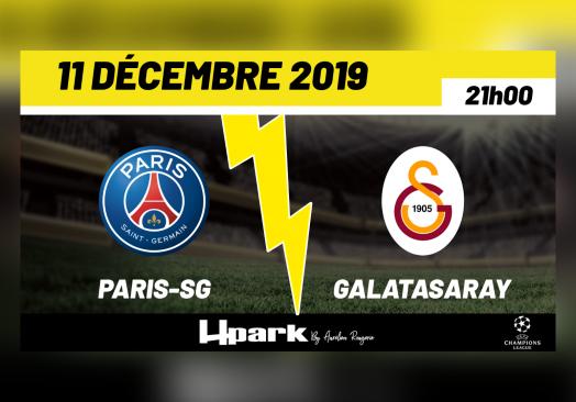 Ligue des Champions – Paris-SG // Galatasaray