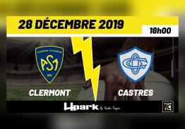 TOP 14 – Clermont // Castres