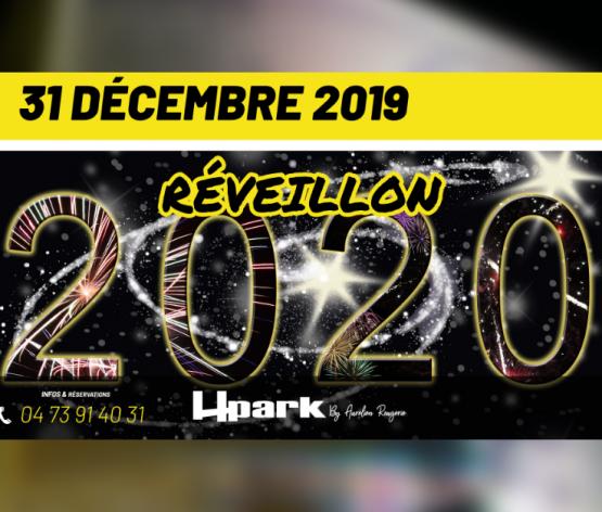Réveillon 31 décembre 2019