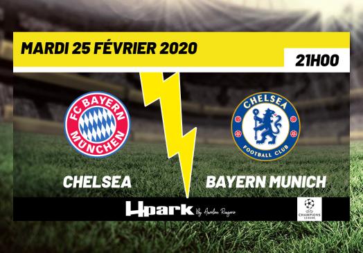 Ligue des Champions – Chelsea // Bayern Munich