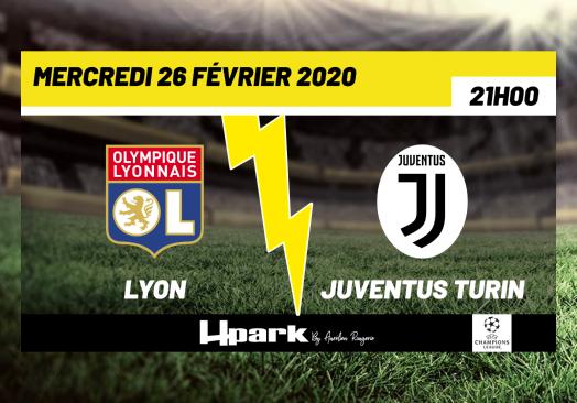 Ligue des Champions – Lyon // Juventus Turin