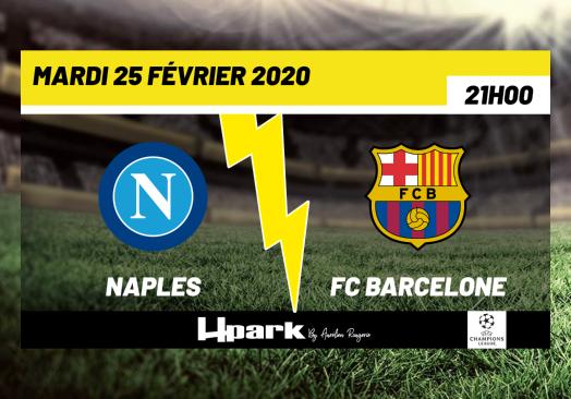 Ligue des Champions – Naples // FC Barcelone