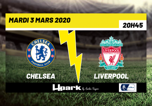 FA CUP – Chelsea // Liverpool