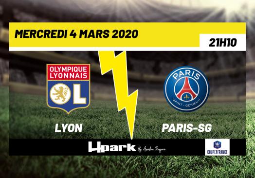 Coupe de France – Lyon // Paris-SG