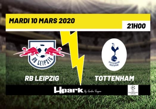 Ligue des Champions – RB Leipzig // Tottenham