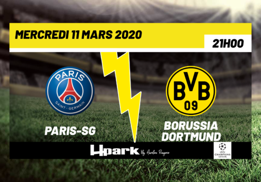 Ligue des Champions – Paris-SG // Borussia Dortmund