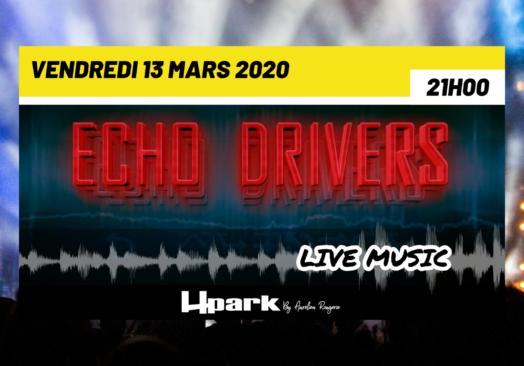 Echo Drivers – Live Music