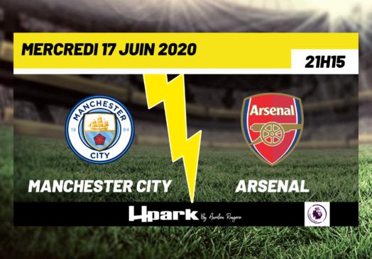 Championnat d'Angleterre – Manchester City // Arsenal