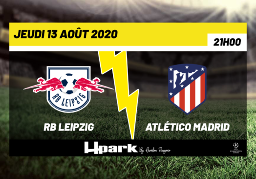 Ligue des Champions – RB Leipzig // Atlético Madrid