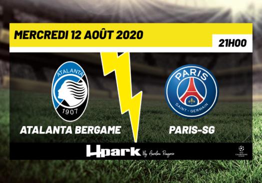 Ligue des Champions – Atalanta Bergame // Paris-SG