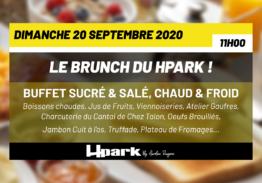 Le Brunch du HPark