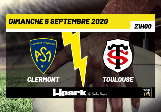Clermont // Toulouse