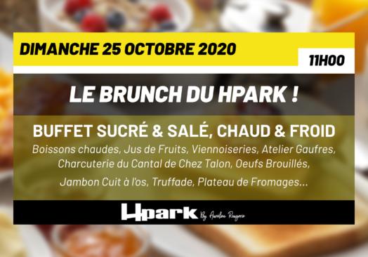 Le Brunch du HPark !