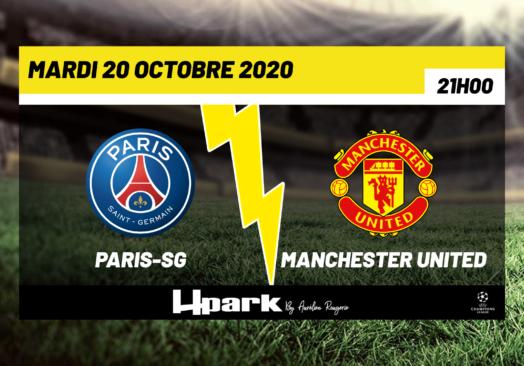 Ligue des Champions – Paris-SG // Manchester United